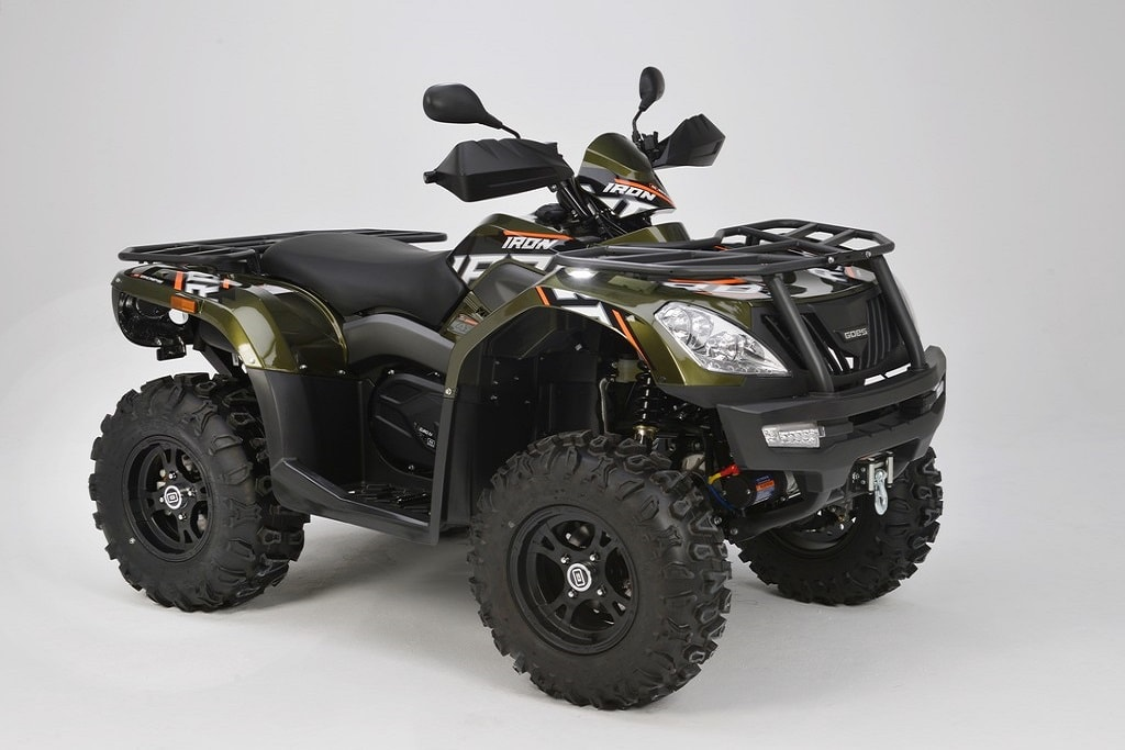 Goes Atv Iron 450