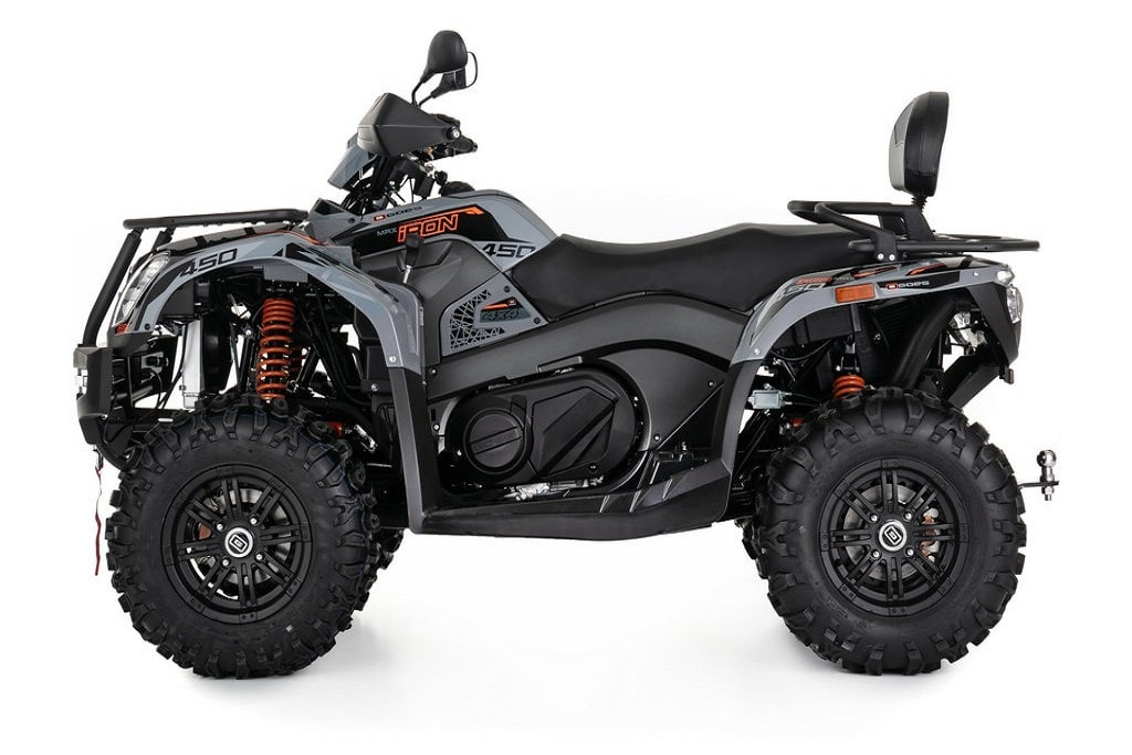 Goes Atv Iron Max 450